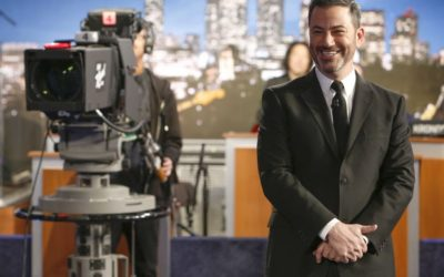 """Jimmy Kimmel Live"" Returns to Television, Remotely Produced, On March 30th"