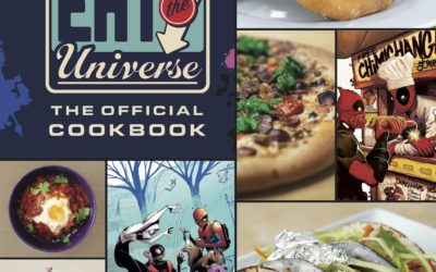 """Insight Editions Announces """"Marvel Eat The Universe: The Official Cookbook"""" Coming This Summer"""