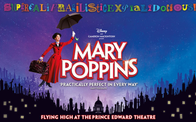 "Disney's London Production of ""Mary Poppins"" Shuts Down with Closure of West End Theaters"