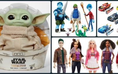 Mattel Reveals New Pixar, Star Wars, and Frozen Toys at Toy Fair New York