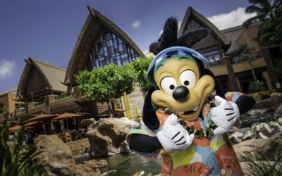 Goofy's Son Max Makes His Aulani Resort Debut