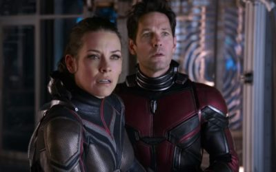 "MCU Marathon Live Blog: ""Ant-Man and the Wasp"""