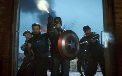 "MCU Marathon Live Blog: ""Captain America: The First Avenger"""