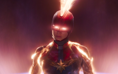 "MCU Marathon Live Blog: ""Captain Marvel"""
