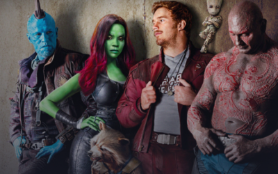 "MCU Marathon Live Blog: ""Guardians of the Galaxy Vol. 2"""