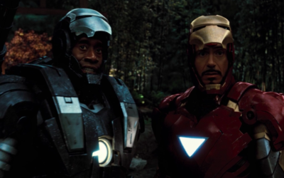 "MCU Marathon Live Blog: ""Iron Man 2"""