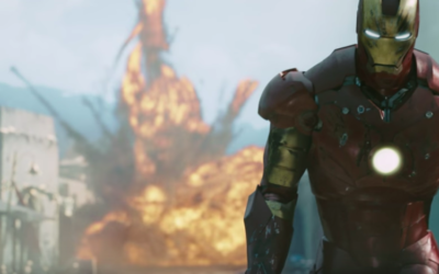 "MCU Marathon Live Blog: ""Iron Man"""