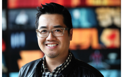 "Interview with Pixar Artist Mike Wu - Author of ""Ellie Makes a Friend"""