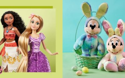 Say Hello to Spring with New Styles, Special Savings, and More on shopDisney
