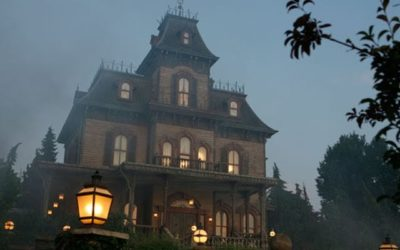 Moment of Disney Bliss: Phantom Manor at Disneyland Paris