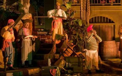 Moment of Disney Bliss: Pirates of the Caribbean at Disneyland