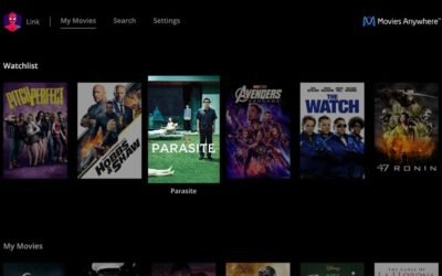 Movies Anywhere App Now Available on LG Smart TVs