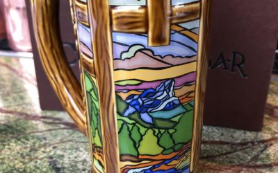 New Souvenir Stein Hits the GCH Craftsman Bar at Disney's Grand Californian Hotel and Spa