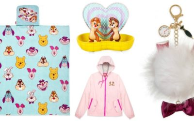 "Say ""Hello Spring"" with New Animal Inspired Oh My Disney Collection from shopDisney"