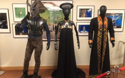 "Oscar Winner Ruth Carter Appears at The Academy to Discuss Costume Design of Marvel's ""Black Panther"""