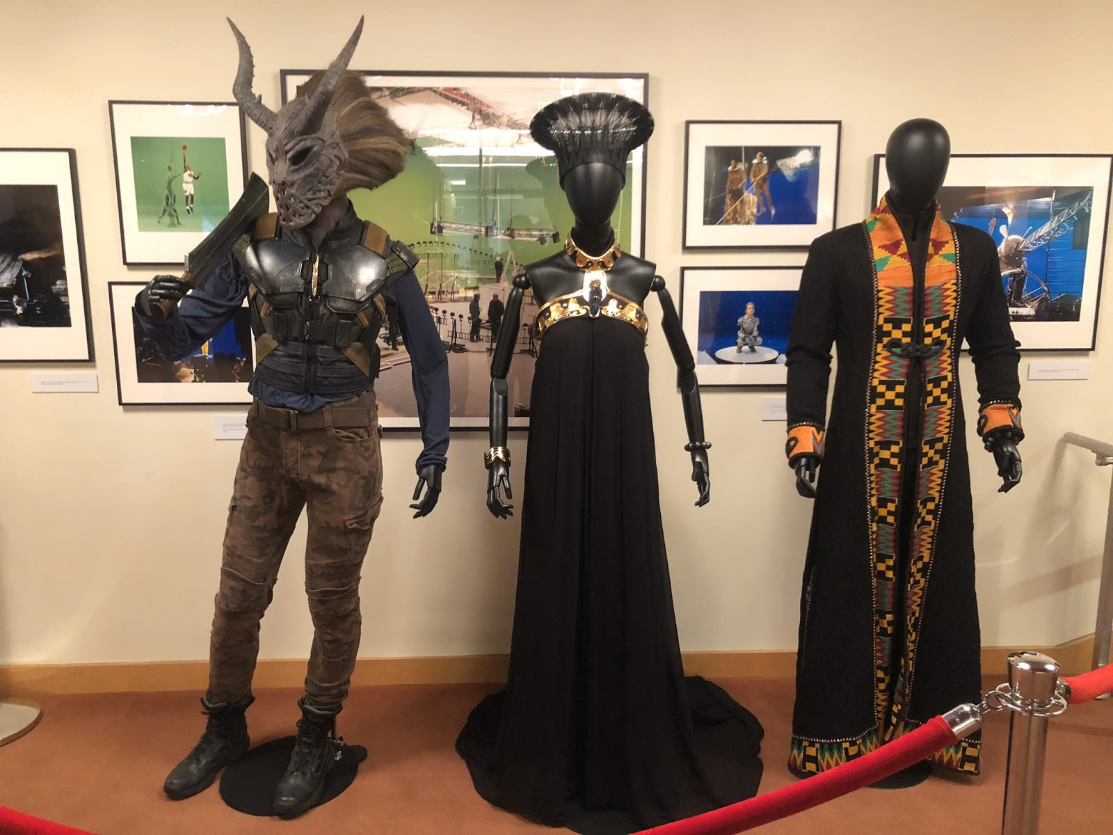 Oscar Winner Ruth Carter Appears At The Academy To Discuss Costume Design Of Marvel S Black Panther Laughingplace Com