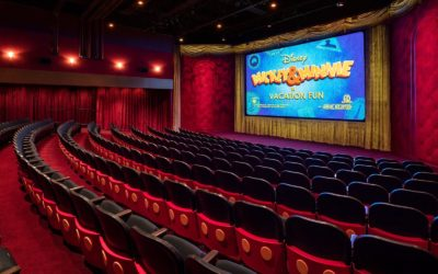 Photos - Take a Look Inside the Mickey Shorts Theater at Disney's Hollywood Studios