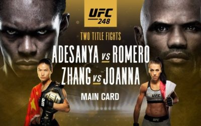 Preview - UFC 248 on ESPN+