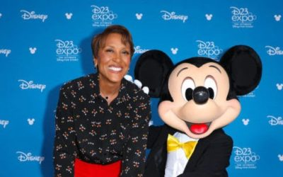 "Robin Roberts to Co-Anchor ""Good Morning America"" from Home"