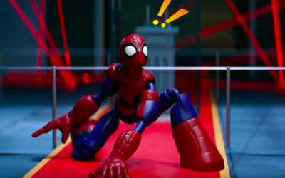 "Spider-Man Foils Green Goblin's Heist in New Hasbro ""Bend and Flex"" Short"