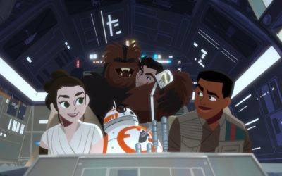 """Star Wars: Galaxy of Adventures"" Micro-Series Returns to YouTube with More Kid-Friendly Star Wars Shorts"