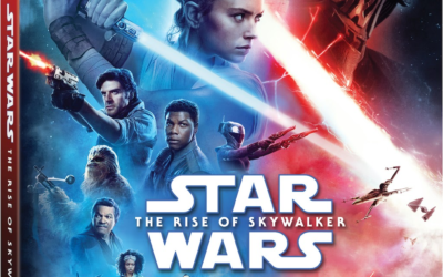 "Blu-Ray Review: ""Star Wars: The Rise of Skywalker"""