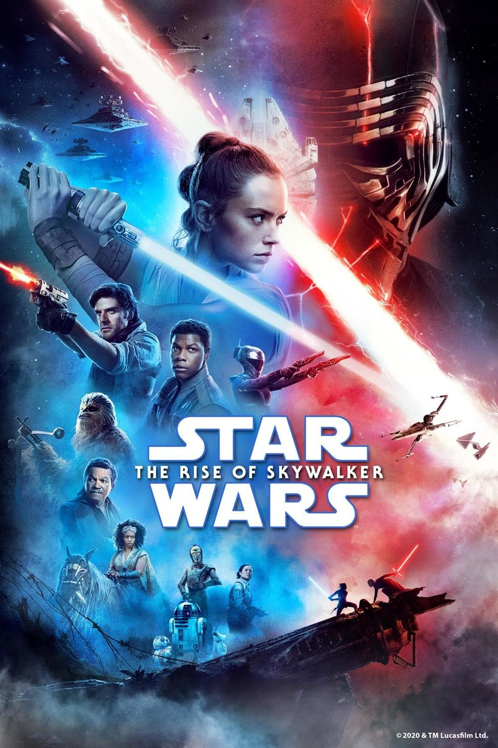 Digital Review Star Wars The Rise Of Skywalker Laughingplace Com