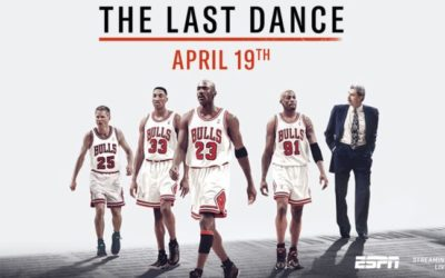 "ESPN to Premiere Michael Jordan Documentary ""The Last Dance"" in April"