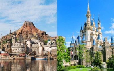 Tokyo Disney Resort Extends Temporary Park Closures to April 20th