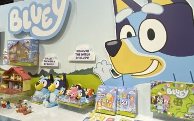Toy Fair 2020: Moose Toys (Bluey, Marvel Goo Jit Zu, Shopkins, Little Live Pets, Squeakee, Oh My GIF)