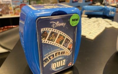 Toy Fair 2020: Top Trumps (Disney Card, Trivia, and Matching Games)