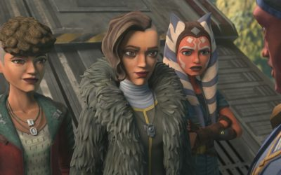 "TV Recap - ""Star Wars: The Clone Wars"" Season 7, Episode 6 - ""Deal No Deal"""
