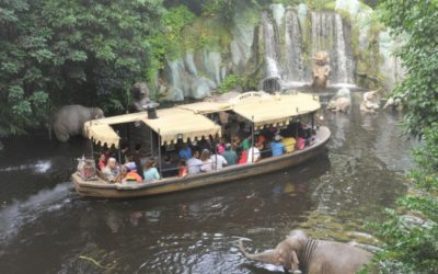 Moment of Disney Bliss: Jungle Cruise at the Magic Kingdom