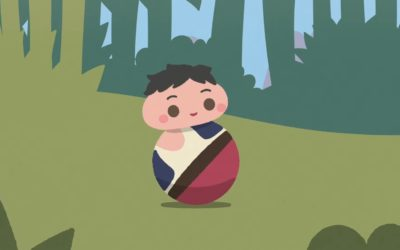 "Video: Baby Ben Solo Stars in New Episodes of ""Star Wars: Roll Out"" Animated Shorts"