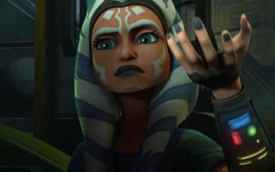 "Video: New ""Star Wars: The Clone Wars"" Trailer Highlights Upcoming Ahsoka-Centric Arc"