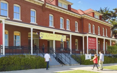 Walt Disney Family Museum in San Francisco to Remain Closed Through April 7th