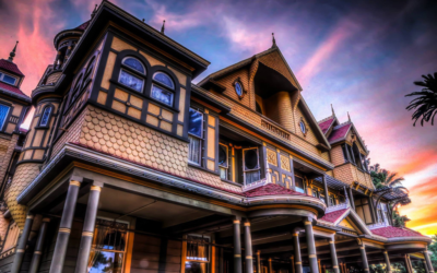 Winchester Mystery House Offering Virtual Tours During Closure