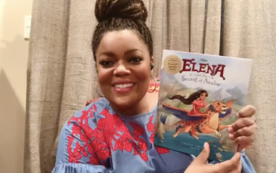 """Yvette Nicole Brown Kicks Off New Disney Storytime Series on YouTube With """"Elena and the Secret of Avalor"""""""
