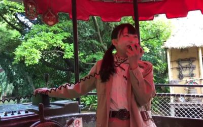 Moment of Disney Bliss: Jungle Cruise at Tokyo Disneyland