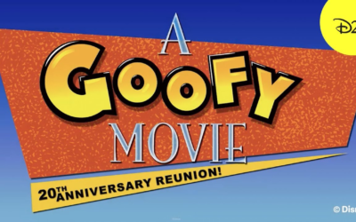 "D23 Shares Highlight Video of the 2015 D23 Expo 20th Anniversary Reunion of ""A Goofy Movie"""
