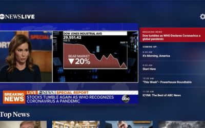 ABC News Live, ABC Owned TV Stations Launch Newly Developed Native and Market Specific Apps