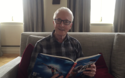 Anthony Daniels Reads an R2-D2 and C-3PO Story on Disney's YouTube Channel