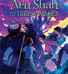 "Book Review: ""Aru Shah and the Tree of Wishes"" by Roshani Chokshi"