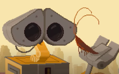 "Check Out This 16-Bit Remix of Disney-Pixar's ""Wall-E"""