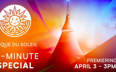 Cirque du Soleil to Share New 60-Minute Special Featuring Footage from Fan-Favorite Shows