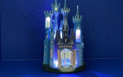 Disney Castle Collection Review: Cinderella Castle Figure