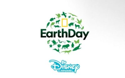 Disney Channel to Celebrate Earth Day, Disney Conservation Fund with Special Interstitials, Earth Day Programming
