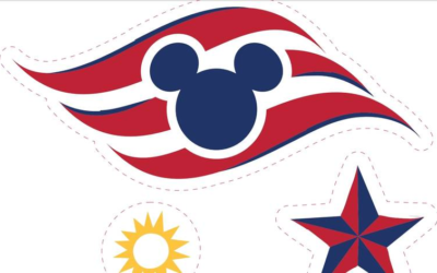 Disney Cruise Line Shares Free At Home Door Decoration Kit