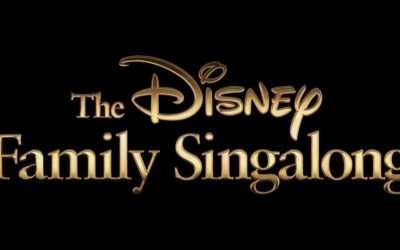 """ABC to Present One-Hour Special """"The Disney Family Singalong"""" on April 16th"""