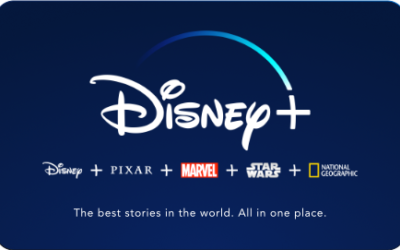 Disney+ Temporarily Stops Sales of Disney+ Gift Card Subscriptions